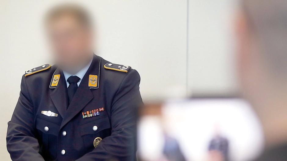 Prozess gegen Bundeswehroffizier