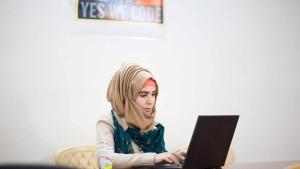 Programmierer aus dem Flüchtlingscamp