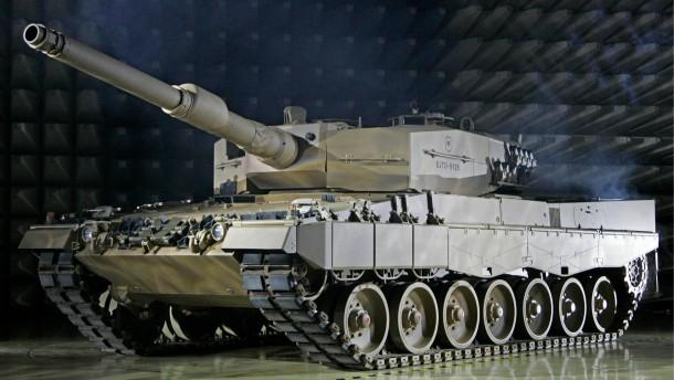 Friedensforscher fordern neue Regeln für deutsche Waffenexporte