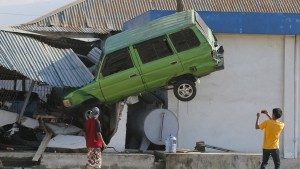 Indonesien bittet um Hilfe