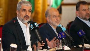 Hamas ändert Haltung gegenüber Israel leicht
