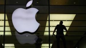 Apple nähert sich der Billion