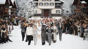 Chanel nimmt Abschied von Karl Lagerfeld