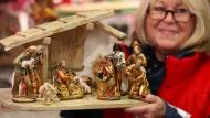Traditioneller Nürnberger Christkindlesmarkt eröffnet
