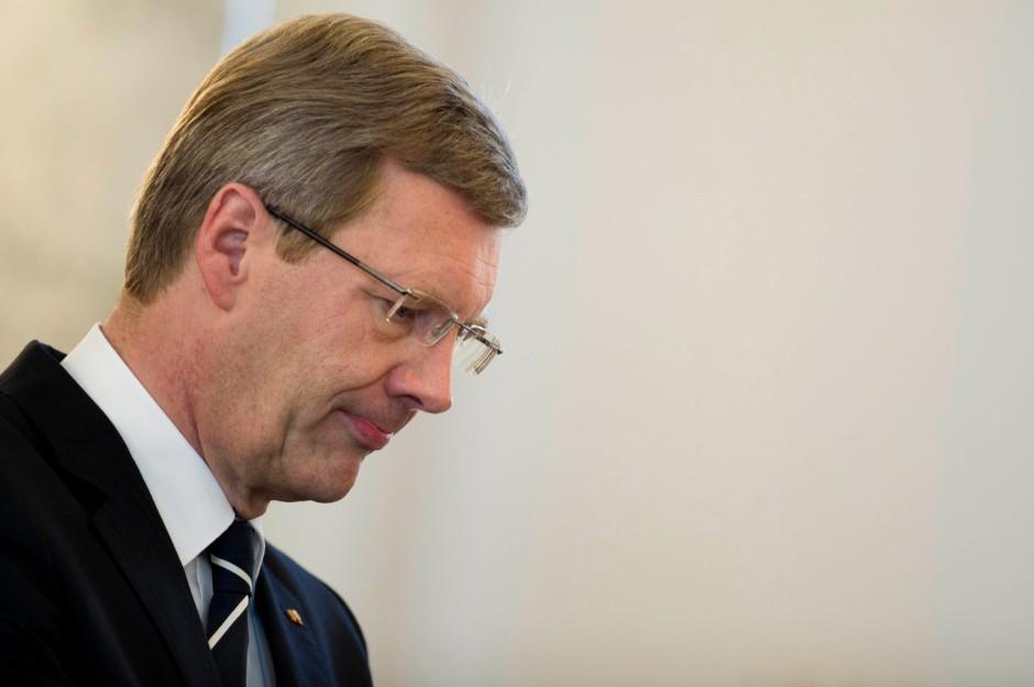 Immer mehr in der Kritik: Bundespräsident Christian Wulff