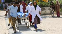 Tote bei Bombenanschlag in Somalia
