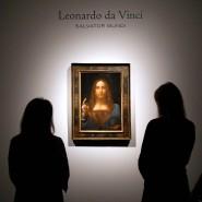 """Als der """"Salvator Mundi"""" noch bei Christie's hing: Jetzt schließt das Auktionshaus 27 Büros"""