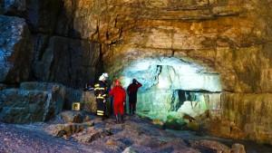 Zweiter Mann aus Falkensteiner Höhle befreit