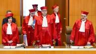 Bundesverfassungsgericht macht sich bei der Union unbeliebt