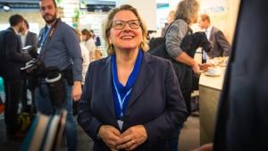 Deutschland zahlt 70 Millionen Euro an Klima-Anpassungsfonds