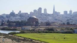 Niedergang in San Francisco, Intensivbetten in Deutschland