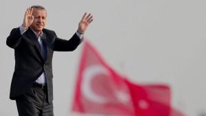 Erdogans Bewährungsprobe