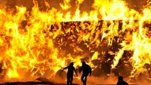 Anklage will zehn Jahre Haft für Serienbrandstifter