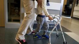 Rätselhafte Kinderlähmung aus Amerika