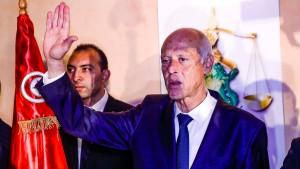 Tunesien wählt neuen Präsidenten