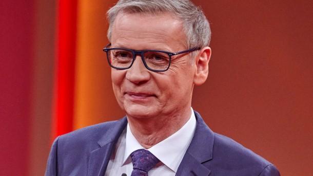 Günther Jauch hat seine Corona-Infektion überstanden
