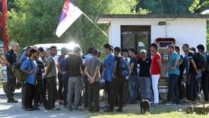 So stellen sich EU-Kommissare das neue Asylverfahren vor
