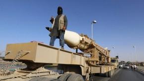 Ein islamistischer Kämpfer Ende Juni in der nordsyrischen Raqqa-Provinz