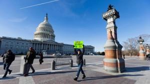 """Amerikas """"gigantische"""" Steuerreform rückt näher"""