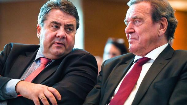 """Der """"vielleicht begabteste Politiker"""" in der SPD"""