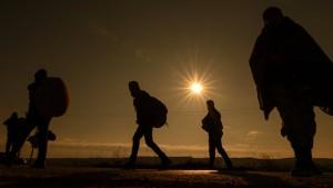 Rekord-Zahl an Flüchtlingen weltweit