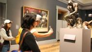 Ausstellung zum 100. Todestag von Auguste Rodin