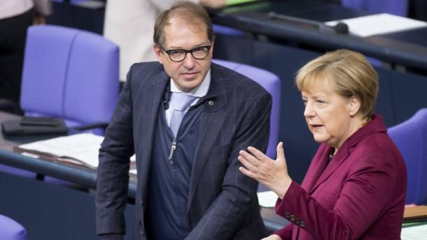 Dobrindt warnt vor Pakt gegen Deutschland