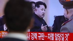 """Nordkorea erklärt sich zu """"jeder Art von Krieg"""" bereit"""
