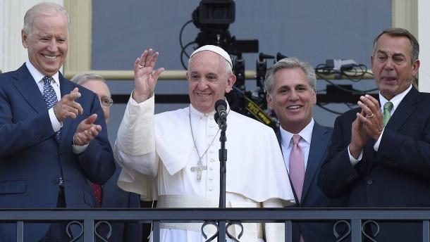 Warum Biden um die Katholiken kämpfen muss