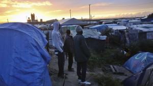 Flüchtlingslager von Calais wird ab Montag aufgelöst