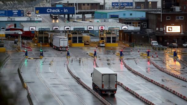 Industrie beklagt erhebliche Störungen im Warentransport