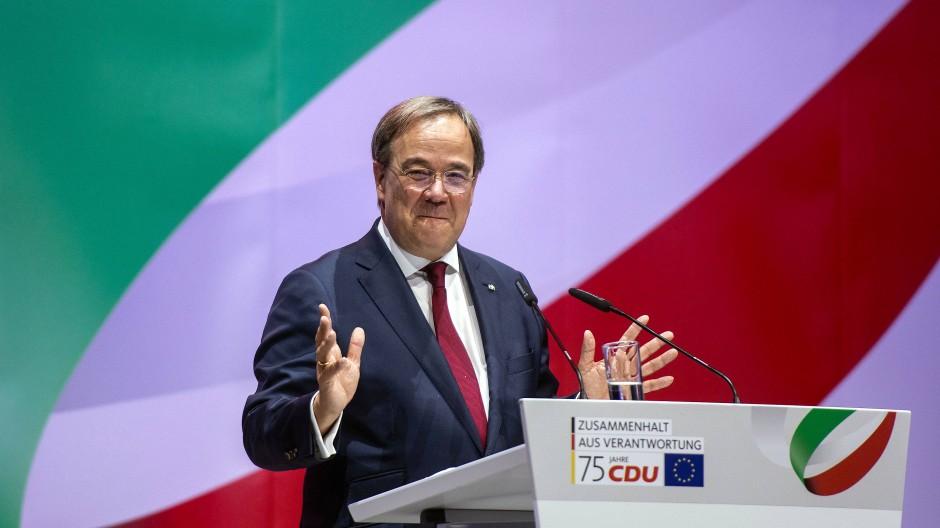 NRW-Ministerpräsident Armin Laschet (CDU) braucht einen Erfolg.