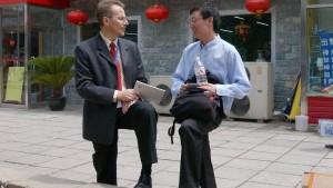 China öffnet sich für Ausländer