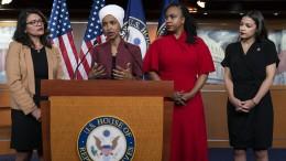 """Demokratinnen verurteilen Trumps Attacken als """"unverhohlen rassistisch"""""""