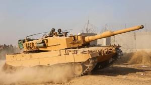 Weiter deutsche Rüstungsexporte in die Türkei