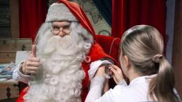 Hilfe, die Weihnachtsmänner werden knapp