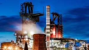 Thyssen-Krupp will sauberen Stahl