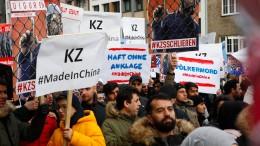 Asylanträge von Uiguren in Deutschland deutlich gestiegen
