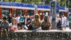 Rekordverdächtige Temperaturen erwartet