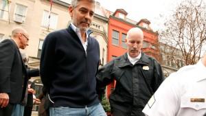 George Clooney festgenommen