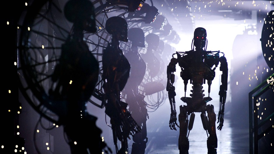 Künstliche Intelligenz: Elon Musk warnt vor Killer-Robotern