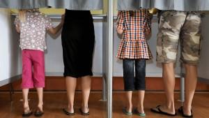Warum Kinder nicht wählen dürfen