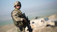 Bundesregierung will Afghanistan-Einsatz verlängern