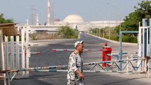 Staatsfernsehen: Iran will weitere Atomkraftwerke bauen