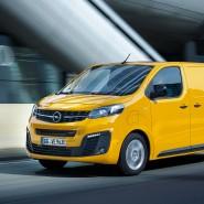 Steht unter Strom: Opels Lieferwagen Vivaro fährt rein elektrisch.