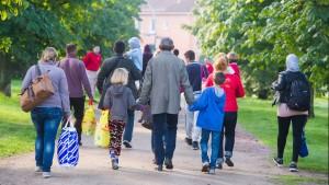 Union beharrt auf Aussetzung von Familiennachzug