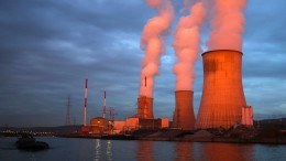 Angst vor Reaktorunfall