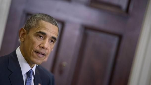 Obama-Regierung bremst Veröffentlichung von CIA-Folterbericht
