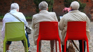 Gleiches Rentenniveau in Ost und West erst 2025