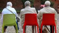 Große Koalition schafft Klarheit über Rentenpläne